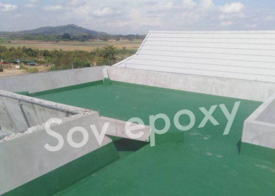 กันซึมดาดฟ้า Water Proof Membrane